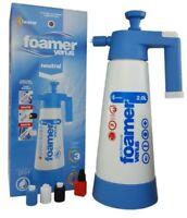 Venus Kwazar Snow Foam Hand Sprayer 2L Pump Schaum Drucksprühflasche Foamer NEW
