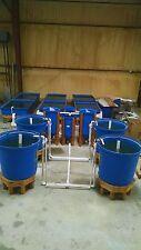 Nelson & Pade Aquaponics System - Complete 4 - 100 Fish Nursery