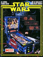 star wars data east pinball eprom rom upgrade set