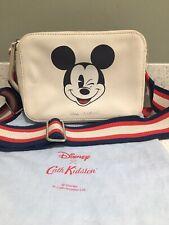 Cath Kidston x Disney Mickey Mouse cross-body bag VGC