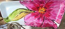 Glass Plate By Judi B