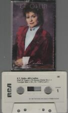 80's Ladies by K.T. Oslin (Cassette, Aug-1990, RCA)