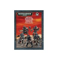 Warhammer 40k Chaos Cultists 5 Man Box NIB