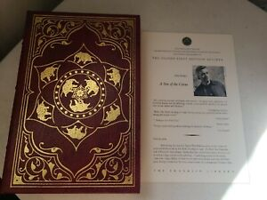 A SON OF THE CIRCUS by John Irving Signed FIRST EDITION Leather Franklin Library