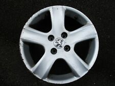 "peugeot  16"" alloy wheel 307"