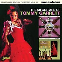 TOMMY GARRETT - THE 50 GUITARS OF T.GARRETT  CD NEW+