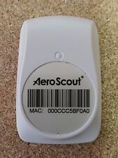 AERO SCOUT BWH 3000 ASSET/PATIENT MANAGEMENT WIRELESS TRACKING TAGS
