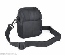 Nylon Camera: Compact Camera Carries/Shoulder Bags for Sony