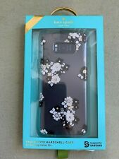 Kate Spade Protective Samsung Galaxy S8+ Plus Hard Case Floral Stud Gemstone