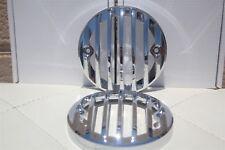 33-36 Ford Tail Light Lamp Lens Rim Grill Bezel Chrome Hot Rat Rod Truck Pair