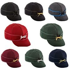 Stormy Kromer Men's The Original Benchwarmer Cap - Various Sizes and Colors