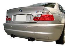 Für BMW E60 ab 2004- Kofferraumspoiler Heckspoiler Spoiler Lippe SELBSTKLEBEND