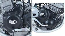 R&G ENGINE CASE COVER KIT (2 COVERS) for HONDA CRF250M, 2013 to 2015