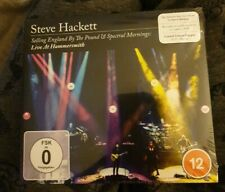 Steve Hackett : Selling England By the Pound & Spectral Mornings: 2cd & blu ray