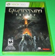 Quantum Theory Microsoft Xbox 360 *Factory Sealed! *Free Shipping!