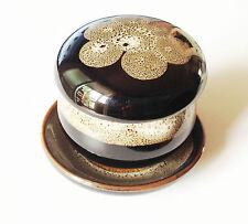 x 1 set Korean Ceramic Tea Cup Set traditional Tea Maker filter infuser saucer