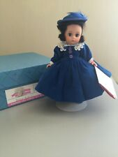 "Madame Alexander Doll 8"" Bonnie Blue Gone with the Wind series 629"
