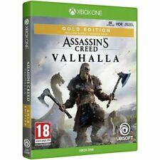 PREORDER Assassin's Creed Valhalla - GOLD edition Xbox one DIGITAL LEGGI DESCR