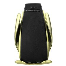 Automatic Clamping Wireless Charger Car Mount for Nokia 9 PureView, 8, Sirocco,
