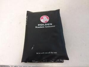 HOLDEN COLORADO OWNERS HANDBOOK RC, 05/08-12/11