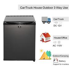 1.4 cu ft 110V 12Volt Rv Camper Refrigerator Freightliner Cascadia Truck Fridge