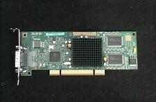 matrox G55MDDAP32DBF - G550 LOW PROFILE 32MB PCI DUAL VIDEO, F7011-0001 REV.A