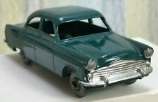 Matchbox Moko Lesney # 33a IMMACULATE Ford Zodiac dark green Mint 4GMW