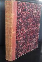 Gazette Settimanale Medicina E Chirurgia Volume XIII G.Masson Parigi 1876 ABE