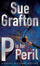 P is for Peril by Sue Grafton (Paperback) New Book