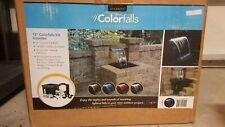 Colorfalls LED waterfall kit