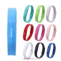 Replacement Soft Silicone Wristband Bracelet Band Strap for Fitbit Flex 2 Watch