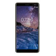 Nokia 7 Plus 4GB/64GB Dual Sim SIM FREE/ UNLOCKED - Black