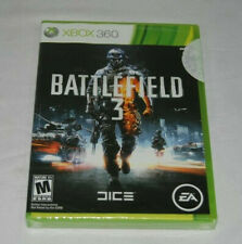 Battlefield 3 III XBOX 360 FIRST PRINT BRAND NEW FACTORY SEALED