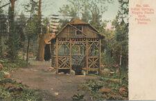 Pottstown PA * Indian Springs  Ringing Rocks Park  1907 * Montgomery Co.