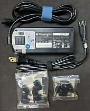 Kensington K33404US AC Universal Adapter 90W w/Tips and Instructions - COMPLETE