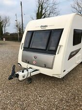 2014 Elddis Avante 540 Caravan Salvage Stolen Recovered - Fixed Bed End Washroom