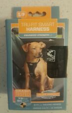 New, Small, Kurgo Tru-Fit Smart Harness, Enhanced Strength for Car or Walking