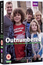OUTNUMBERED Series 1 To 3 DVD Nuevo DVD (bbcdvd3265)