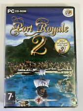 Port Royale 2 Estrategia Simulación PC Juego: PC CD [2004] | oro poder y Piratas