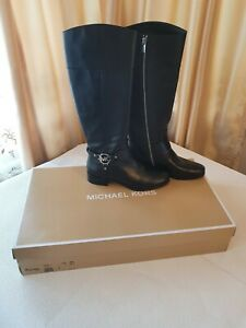 Boots Michael Kors Leather