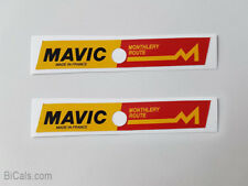 MAVIC G.E.L 280 decal sticker for rims silk screen free ship