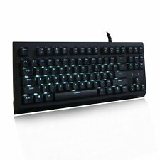 Velocifire TKL01 LED Backlit 87 Keys Tenkeyless Mechanical Gaming Keyboard