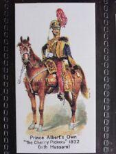 No.26 THE CHERRY PICKERS Regimental Nicknames - REPRO Hustler Soap 1996