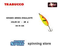 ONDULANTE  WINDEX  SPOON COL. OC - gr 4 - cm 4.5 X TROTA - RAPTURE TRABUCCO