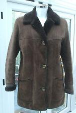 Ladies Sheepskin Jacket SIZE 14