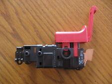 Marquardt Bosch hammer drill power switch trigger red 2500 1617200529 11255VSR