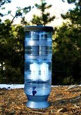 Berkey Light Water Filter Purify w 2 Black Filters + 2 PF2 Filters  w Warranty