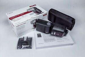 Metz Mecablitz 64 AF-1 Digital Flash for Canon E-TTL, E-TTL II, Remote E-TTL ...