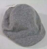 2014 Winter Classic Maple Leafs GATSBY Grey Wool Cap * CCM S/M