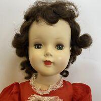 """Vintage 24"""" American Character Sweet Sue Walker Doll"""